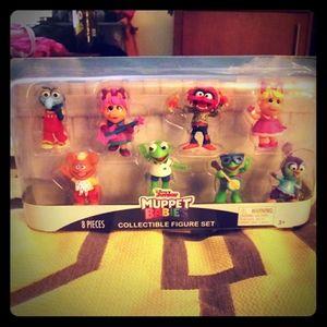 Set of 8 Muppet Babies